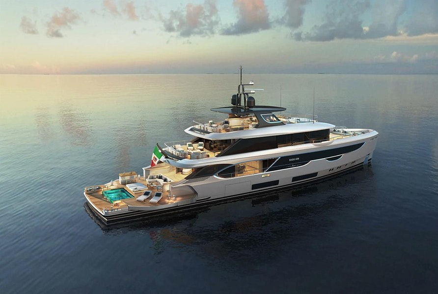 Photo of 2022 Benetti Oasis 40M (SeaNet)