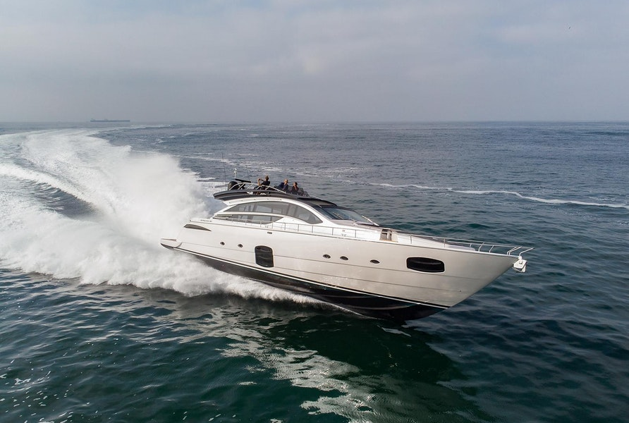 Photo of 2017 Pershing Pershing 82 VHP (Double or Nothing)