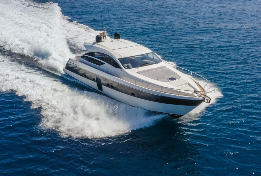 Photo of 2009 Pershing 64 (FIRST LADY)
