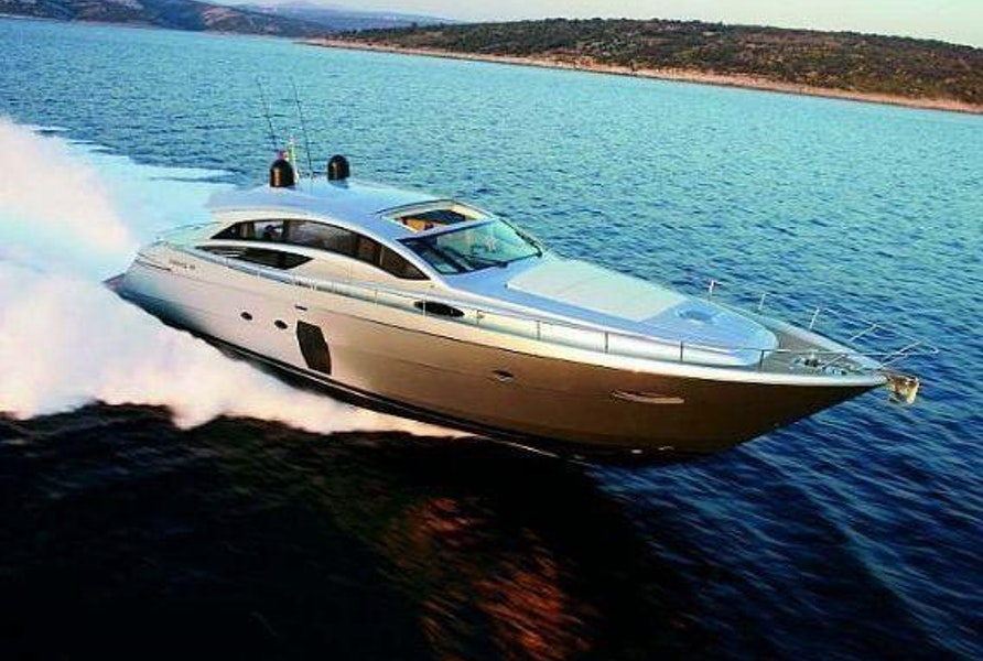 Photo of 2012 Pershing 72