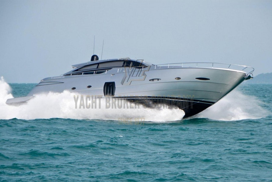 Photo of 2009 Pershing 80