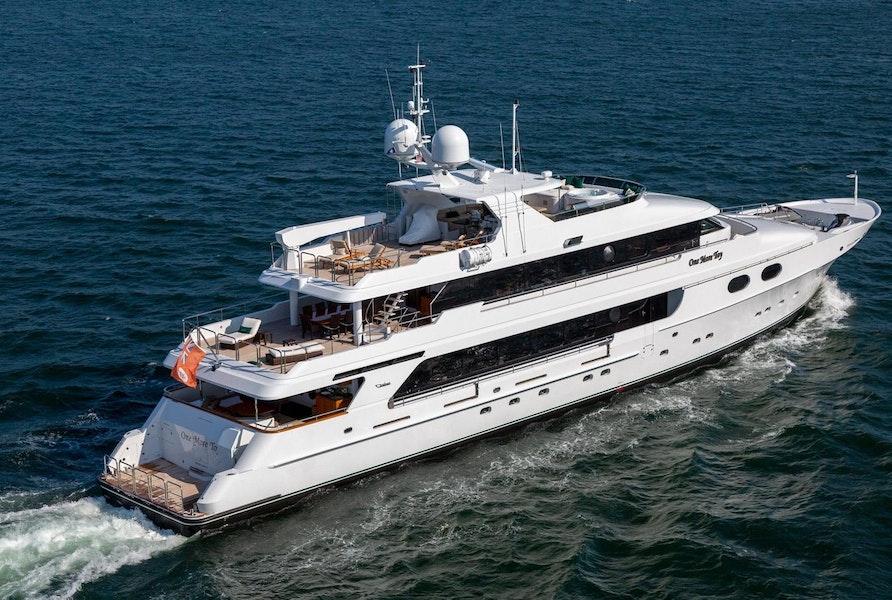 Photo of 2001 Christensen 155′ Tri Deck Super Yacht 2001/2018 (ONE MORE TOY)