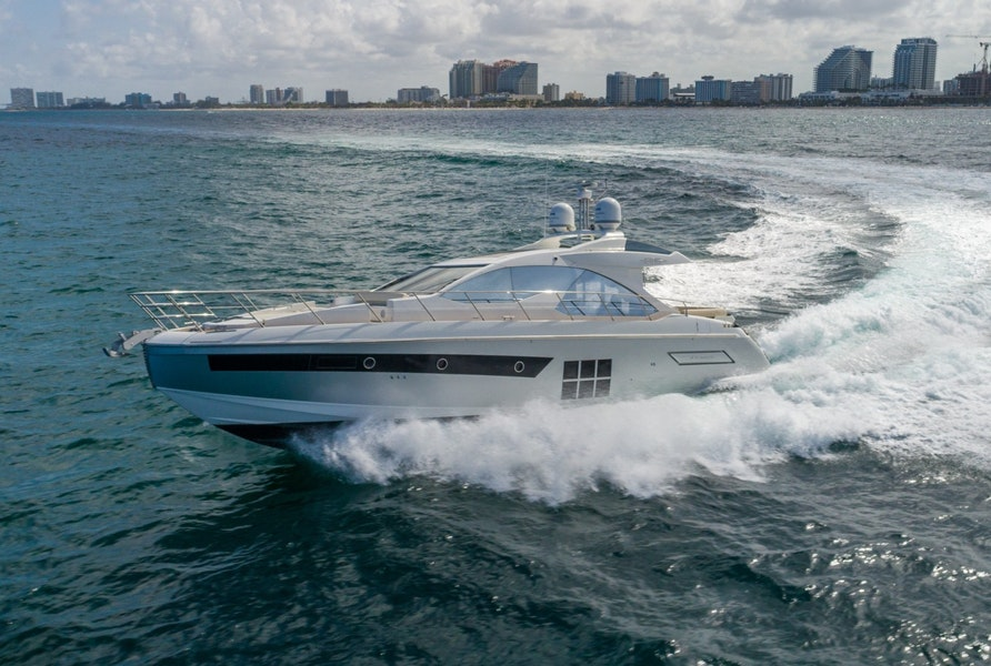 Photo of 2016 Azimut 55S (Series A)